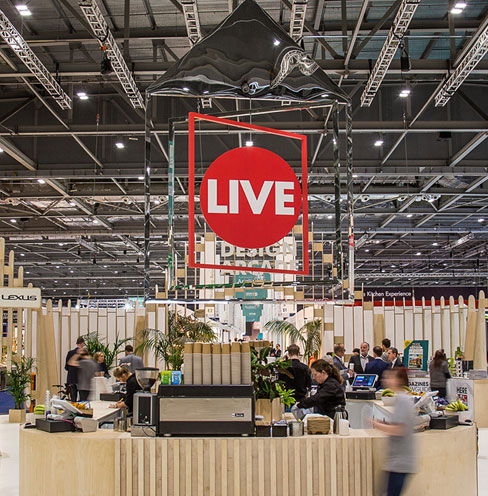 sunsquare at grand designs live 2019