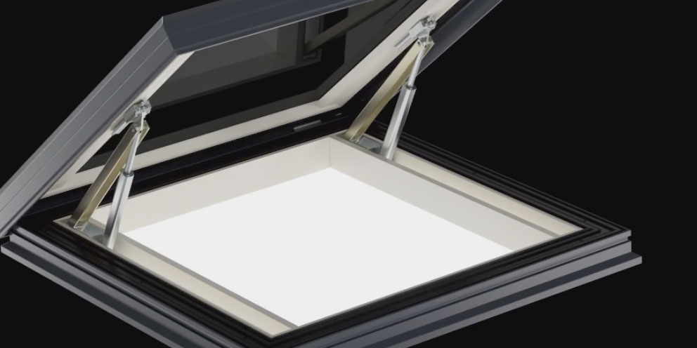 Aero Electric Access rooflight
