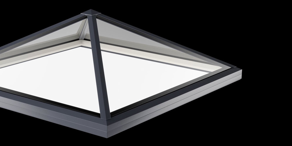 Bespoke Pyramid Skylight