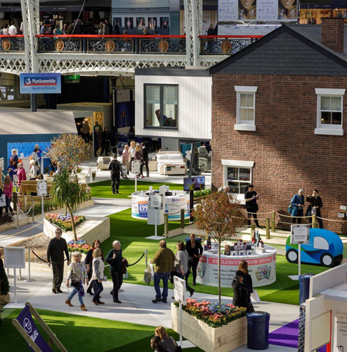sun square to exhibit at ideal homes show 2019