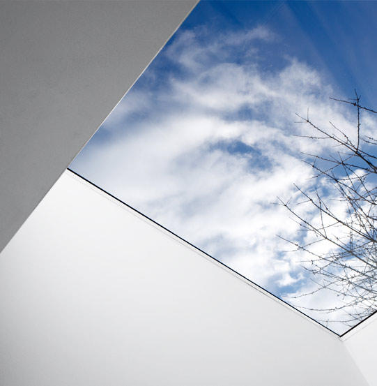 Aero Vent skylight